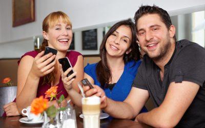 Das Smartphone – 2,9 Millionen Schweizer haben 2012 eins