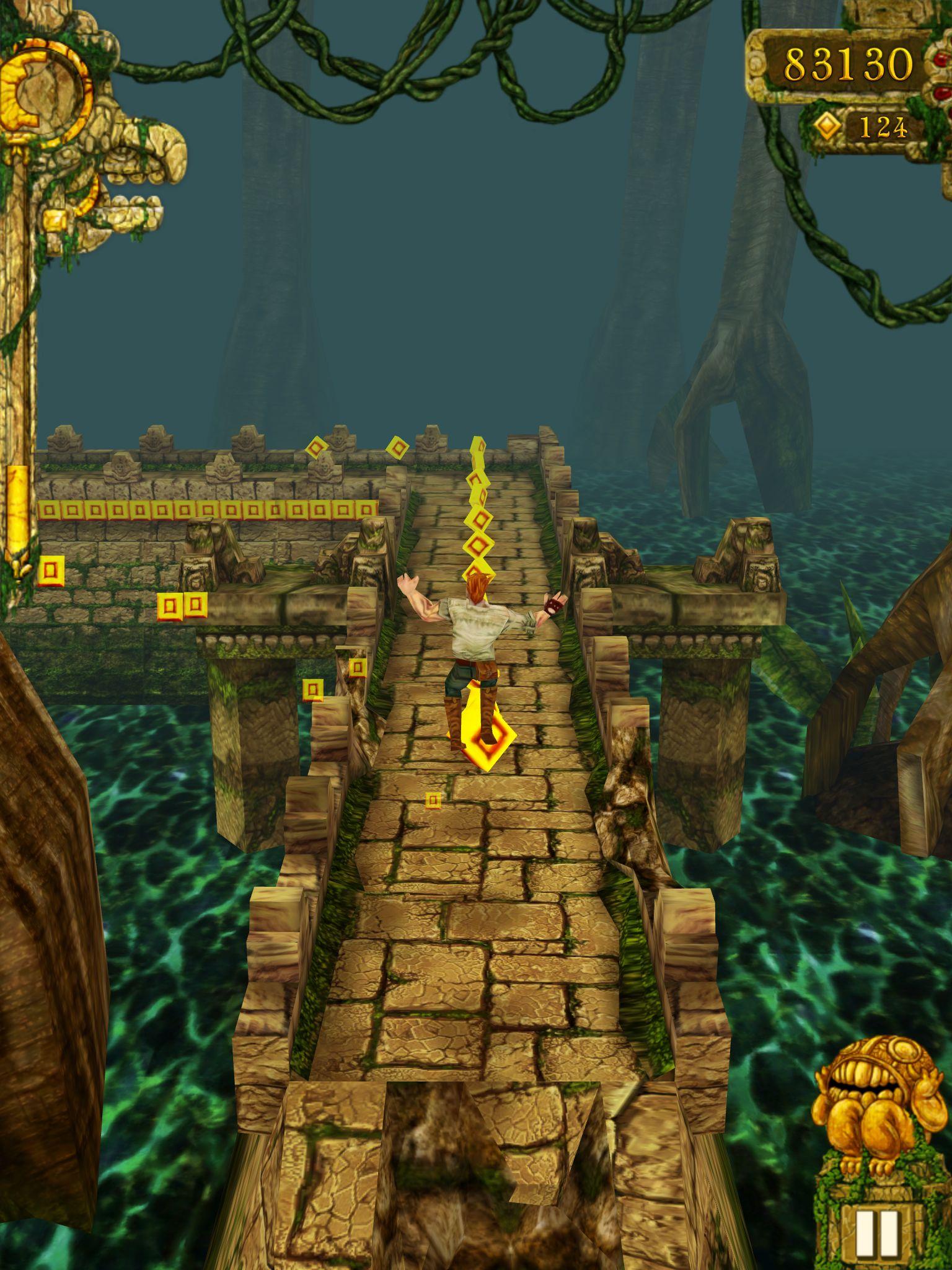 Spiele Temple Run