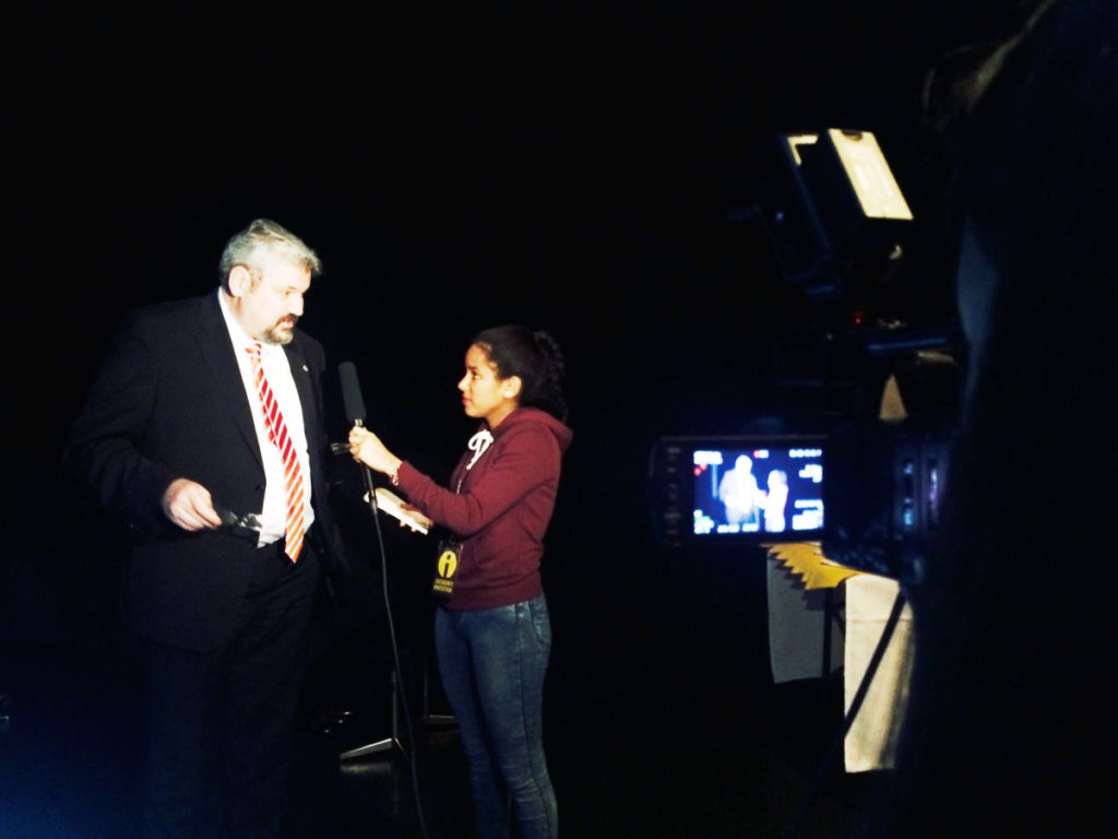 Interview mit dem Michael Künzle, Stadtpräsident Winterthur