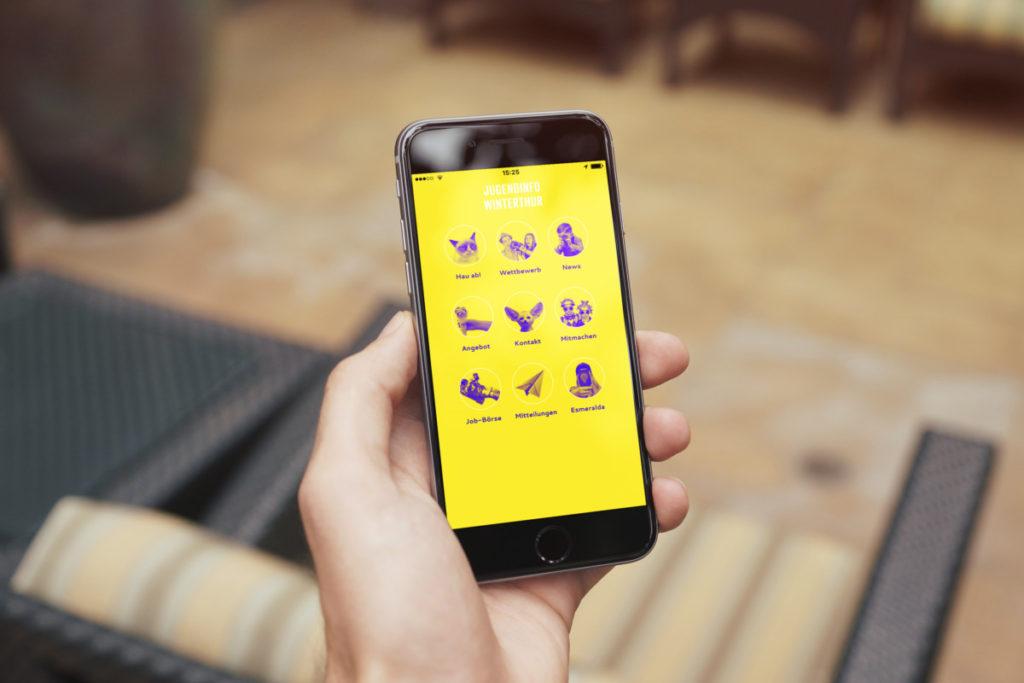 Jugendinfo App Beta-Version