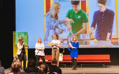 Kebab+-Award: Preise für fünf Initiativen