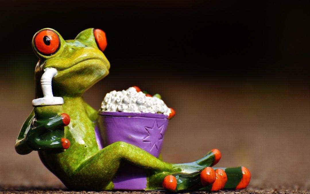 Filme im Jugendtreff – rechtliche Situation