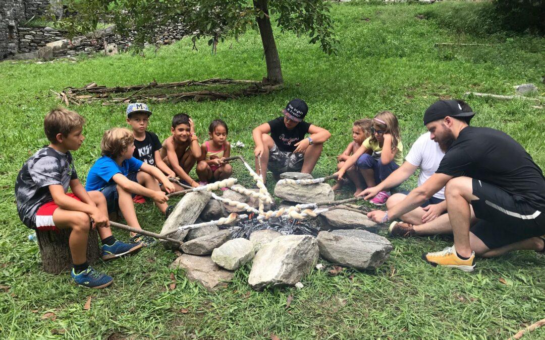 Kebab+: progetto Aula nel bosco