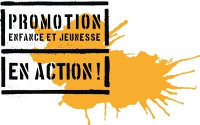 Promotion enfance et jeunesse en action !