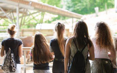 Mädels: Laut und stark, aufgereizt und provokativ – oder abwesend?