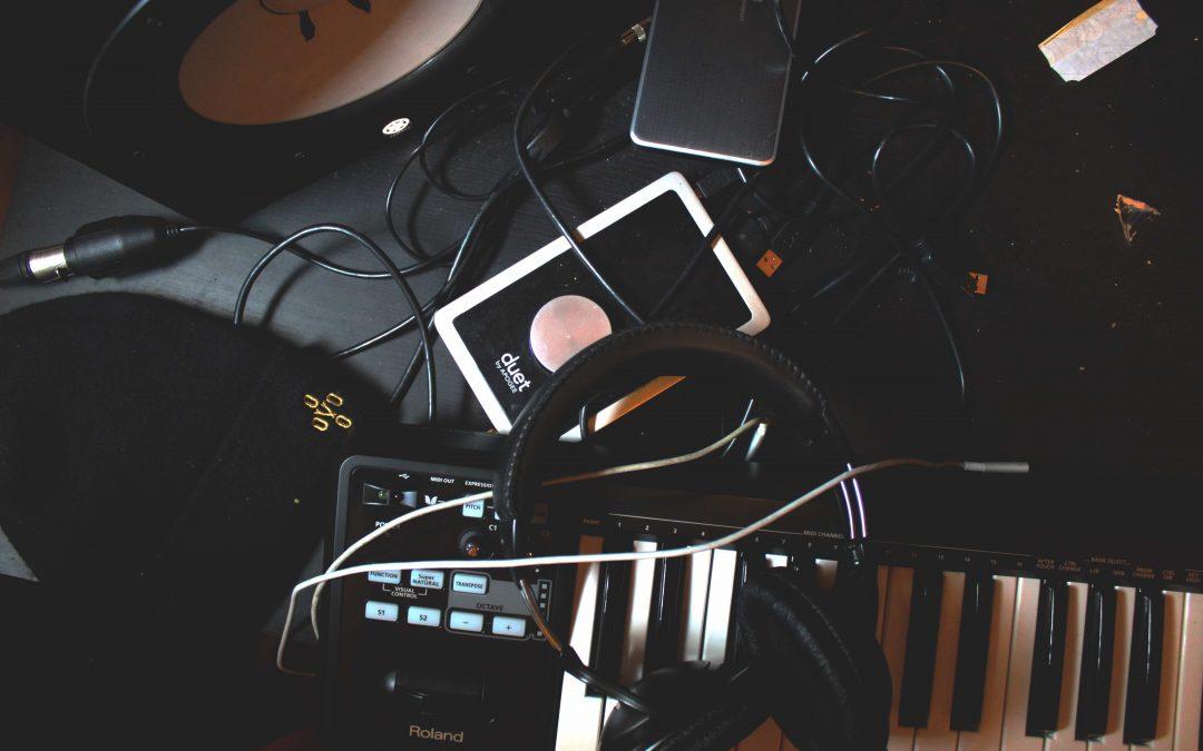 Elektronische Musik in der OKJA